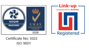 ISOQAR Certificate Number 5022 ISO 9001